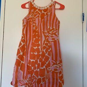 SALELilly Pulitzer for Target Jungle Giraffe Dress